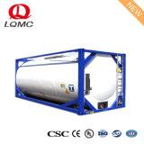 20 ФУТОВ 40 ФУТОВ бензин емкость топливного бака с Csc сертификация
