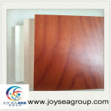 4X8 kleurrijke Gelamineerde Melamine Onder ogen gezien Plywood/MDF voor Keuken