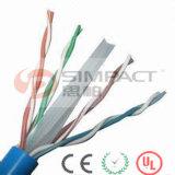 Câble de ftp SFTP CAT6 du câble UTP de gestion de réseau du câble LAN CAT6