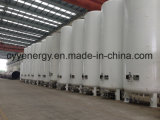 20m3 Low Pressure Industrial Cryogenic Liquid Oxygen Nitrogen Lar Water Storage Tank