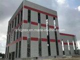 具体的な混合の倉庫のための鉄骨構造のプレハブの建物