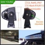 Preço Facrtory Emark Carro da barra de luz LED LED CREE Barra de Luz de condução 30 polegada 180W EMC para carro