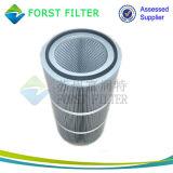 Cartucho de filtro de PTFE Membrana Cilindro Forst
