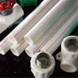 Tubo de plástico resistentes al calor de tubo PPR para tubo de agua caliente