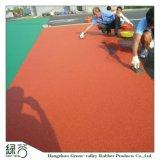 Pista corrente atletica sintetica/pavimentazione di superficie di gomma di plastica del campo/pista di sport della pista