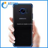 Chapado de TPU suave caliente caso galvanoplastia TPU para Samsung Caso