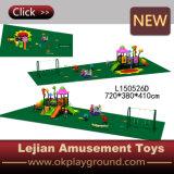 Priorité de l'école SGS meilleur vendeur terrain de jeux extérieur (X1503-6)