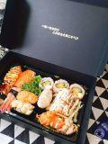 Contenitore impaccante personalizzato di sushi del contenitore di imballaggio della casella di carta di imballaggio per alimenti