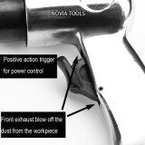 2 in 1 Pistole-Luft-Nadel-Schaber-und Luft-Hammer-Installationssatz Nv-1069