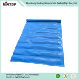Materiale impermeabile della membrana d'impermeabilizzazione dello strato del PVC