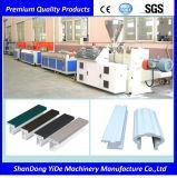 PVCプロフィールおよびシートの放出のプラスチックExtr機械