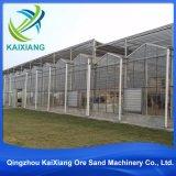 Gekennzeichnetes organisches niedrige Kosten-industrielles Gewächshaus-Glashaus für Kopfsalat