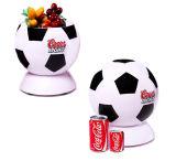 Football refroidisseur thermoélectrique de forme et du réchauffement de 3 litre DC12V /AC100-240V