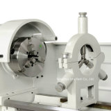 Máquina china del torno de la base del boquete del metal del motor de la alta precisión (GH6266A)