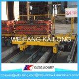 鋳物場の鋳造機械のための高品質の鋳鉄のモールド・ライン金属の鋳造の砂の形成機械、