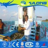Продажа горячей воды сорняками комбайн&сбор мусора на лодке&воду корабль резака для сорняков