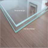 Getemperd Ultra Clear floatglas voor Commercial Greenhouse Construction