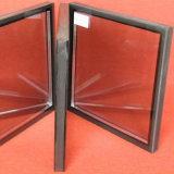8mm+12A+8mm trempé de la Chine Low-E pour les gratte-ciel de verre isolé