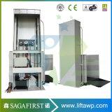 Sperrungs-Aufzug-Plattform des elektrischen Freien-150kg vertikale inländische