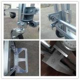 AluminiumFolding Hand Trolley 200bls/Moving Foldable Hand Cart