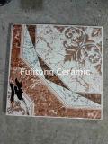 Azulejo de suelo de cerámica esmaltado venta de la inyección de tinta de la azada para África