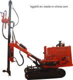 2018 Hjg hidráulico integrado equipos de perforación DTH Hjg-D120.