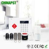 Het draadloze GSM Alarm van de Veiligheid van het Huis met het Toetsenbord van de Aanraking (pst-G66B)