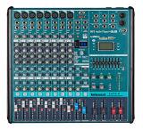 8 canaux Audio Mixer du son professionnel Lnf8