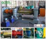 Molino abierto del caucho del SGS del Ce ISO9001, molino de goma del rodillo del compuesto dos, molino de mezcla de 22 pulgadas