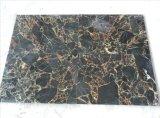 Золотой Portoro мрамор Nero выложены мраморной плиткой и мрамором слоев REST