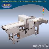 Detetor de metais para a inspeção vegetal da indústria alimentar