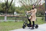 Scooter eléctrico de duas rodas clássico com alto poder