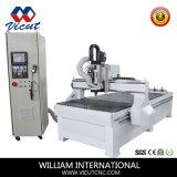Cambiador automático de tipo lineal la fabricación de muebles de la máquina (APV-1530ATC8)