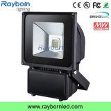 세륨 RoHS SAA 상업적인 옥외 플러드 빛 LED 70W IP65