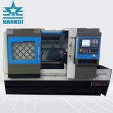 Lathe CNC кровати автоматической пользы запасных частей Ck6136 горизонтальный Slant