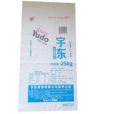 Sac tissé réutilisable de pp pour le maïs de maïs des graines de riz de farine