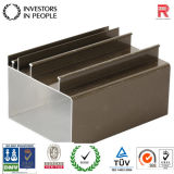 Perfiles de aluminio/de aluminio de la protuberancia para el tubo redondo