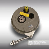 Ta Series Shaft Mounted Gearbox Reducer mit Back Stopp
