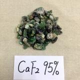 螢石の粉CaF2 93%-95%の陶磁器の等級の等級のオパールガラスの使用