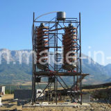 Máquina do separador da espiral da gravidade dos produtos de China
