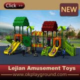 Matériel extérieur de cour de jeu d'enfants de prix usine de la Chine (X1506-7)