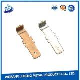Kundenspezifische Blech-Teile, die mit Puder-Beschichtung stempeln