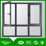 Het concurrerende Openslaand raam van het Aluminium van het Hotel van de Prijs