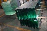 China-Zoll schnitt klar Gleitbetrieb/Schwarzes/Großhandels die abgetönte/Graue/Bronzen-ausgeglichenes Glas-Herstellung