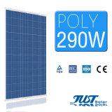 290W Polycrystalline Comité van de ZonnedieMacht in China wordt gemaakt