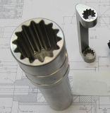 معدن [كنك] يعدّ أجزاء عالة [أم] تصميم دقة يعدّ جزء