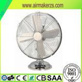 Retro ventilatore da tavolo dell'oggetto d'antiquariato del metallo da 16 pollici con Ce/RoHS/SAA/Saso