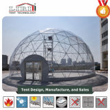 Serra geodetica del grande blocco per grafici di alluminio elegante per coltivare