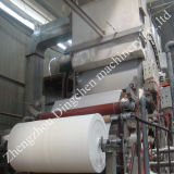 1t/D Paper Recycling Machine für Toilet Tissue Paper Production