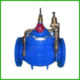 Válvula de descarga de presión manorreductora de la válvula China